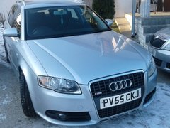 Audi A4 Break, S-line, an 2006